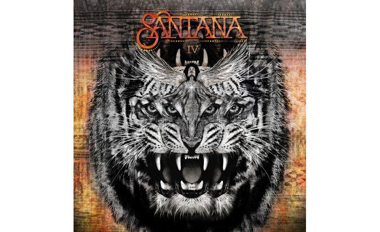 Santana reúne a su banda para nuevo álbum