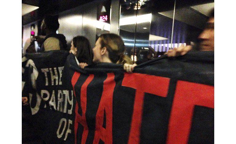 Nueva York: escenario agitado para los aspirantes