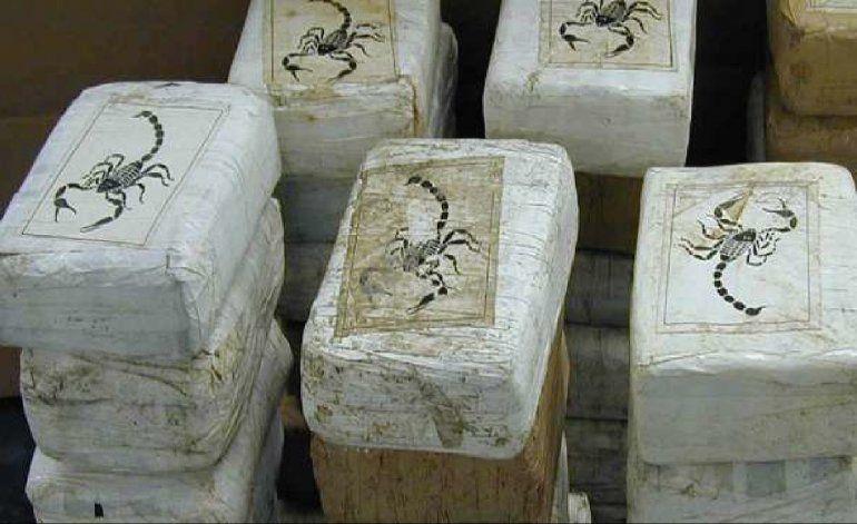 Decomisan en Panamá 401 kilos de cocaína procedentes de Cuba con destino Bélgica