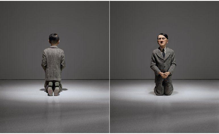 Escultura de Hitler podría venderse por más de $10MM en NY