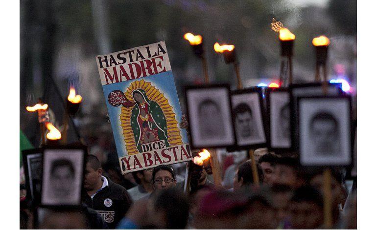 CIDH: Expertos cesarán investigación sobre Ayotzinapa