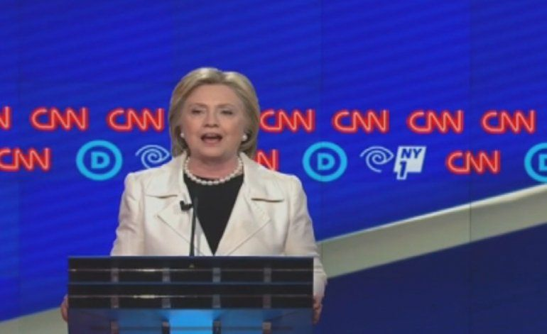 Acalorado debate demócrata enciende la contienda política