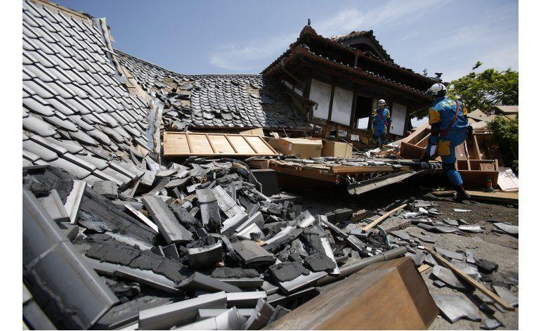 Terremoto de magnitud 7,3 sacude sur de Japón
