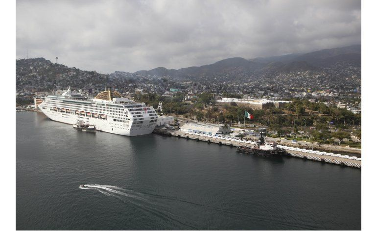 EEUU prohíbe a empleados de gobierno viajar a Acapulco