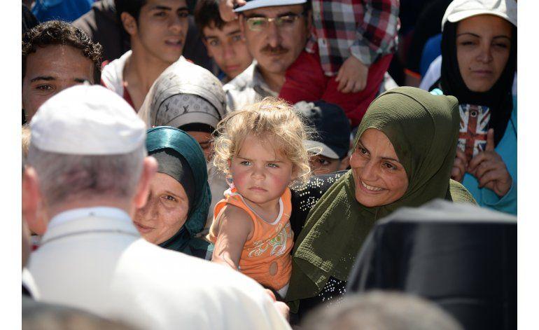 LO ULTIMO: Crisis dejó niños traumatizados, dice el papa