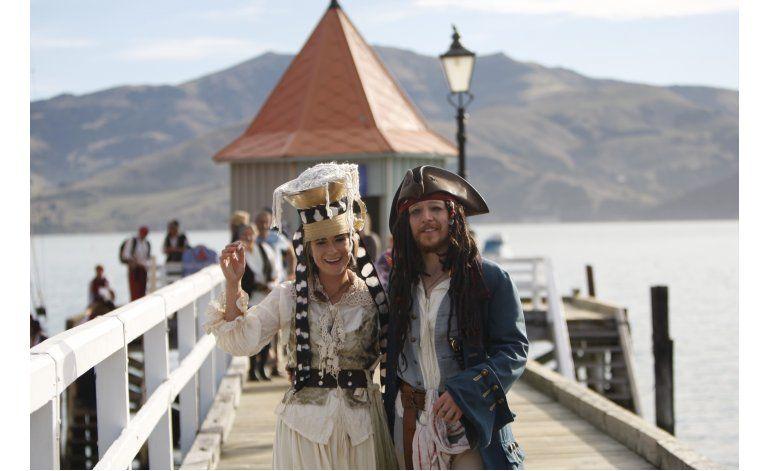 N.Zelanda: se celebra la primera boda Pastafaria