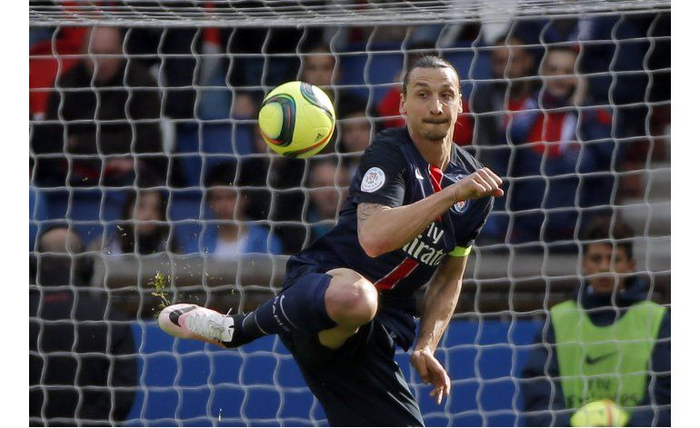 Ibrahimovic fija record personal con 32 goles esta temporada