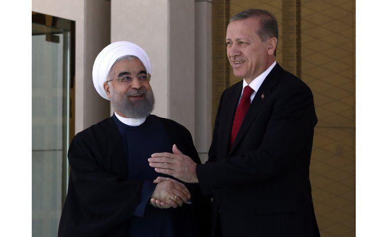 Turquía e Irán buscan cooperación económica
