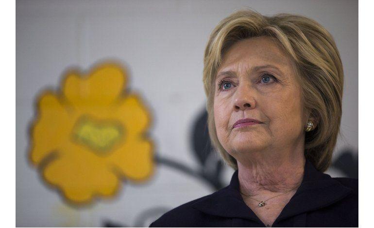 Grupo interrogará a allegados de Clinton por caso de emails