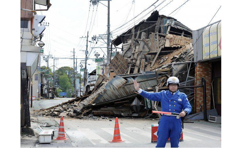 Japón: Población evita viviendas tras de 2 noches de sismos