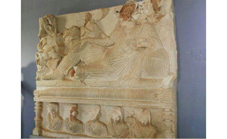 Expertos ofrecen desalentadores detalles de museo en Palmira