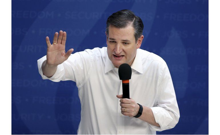Cruz gana todos los 14 delegados republicanos de Wyoming