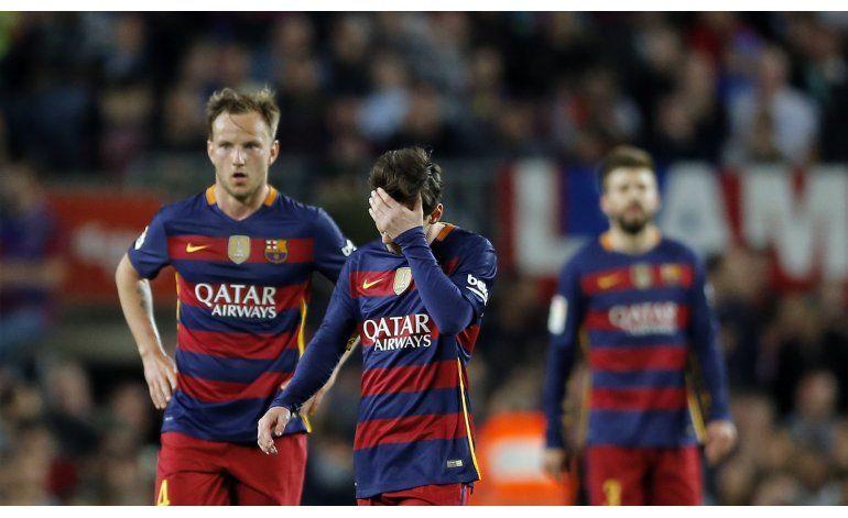 España: Atlético gana, Barcelona pierde y la liga se nivela