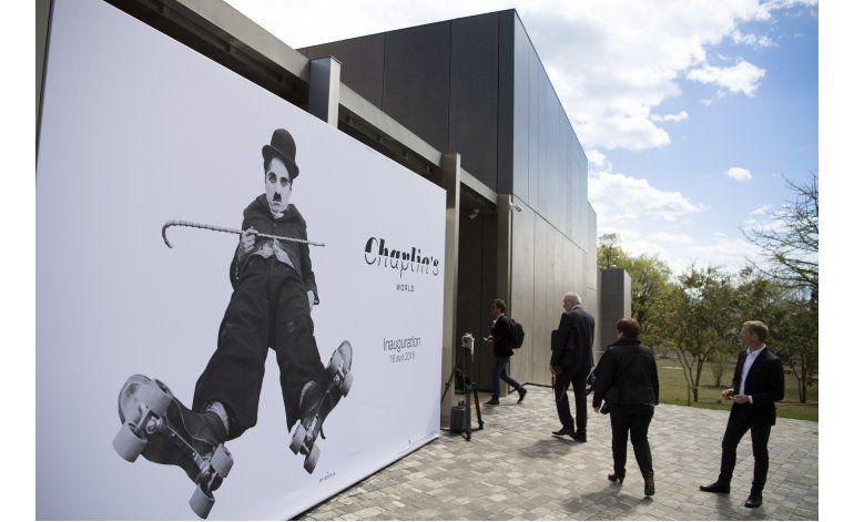 Inauguran en Suiza el primer museo dedicado a Chaplin