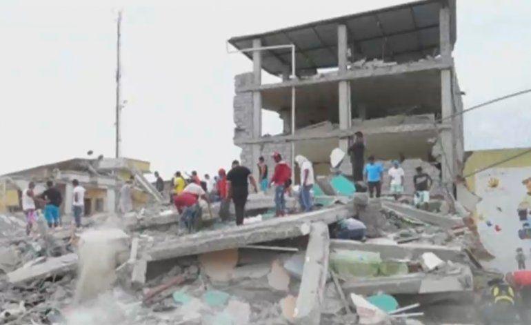 Sur de la Florida se  moviliza para asistir al pueblo ecuatoriano tras el terremoto en ese país