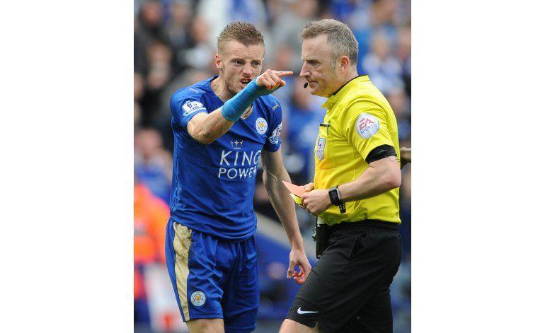 Leicester salva empate con West Ham en la Liga Premier