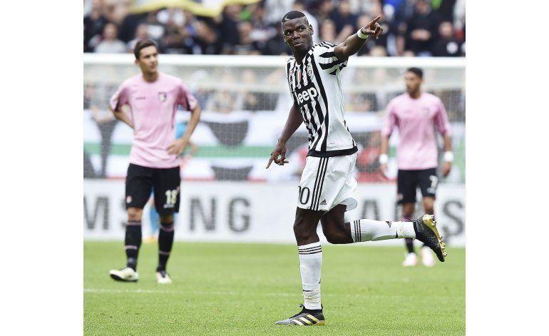 Juventus sigue pisando fuerte en la Serie A