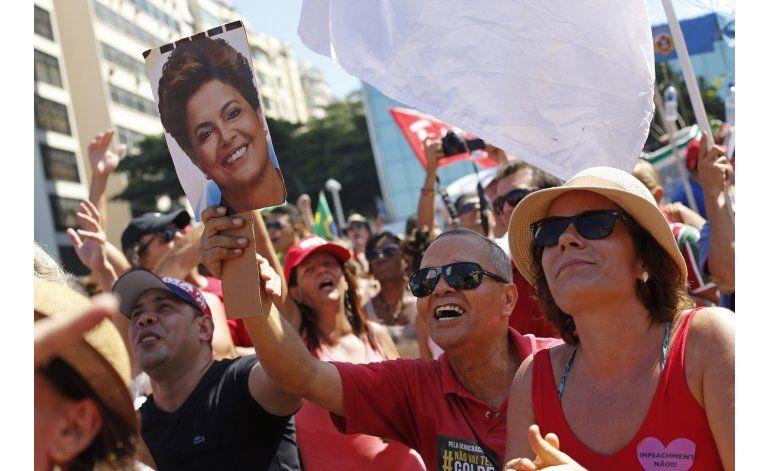 LO ULTIMO: Votan a favor de juicio político contra Rousseff