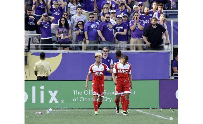 MLS: Orlando City sólo empata y es 2do en el Este