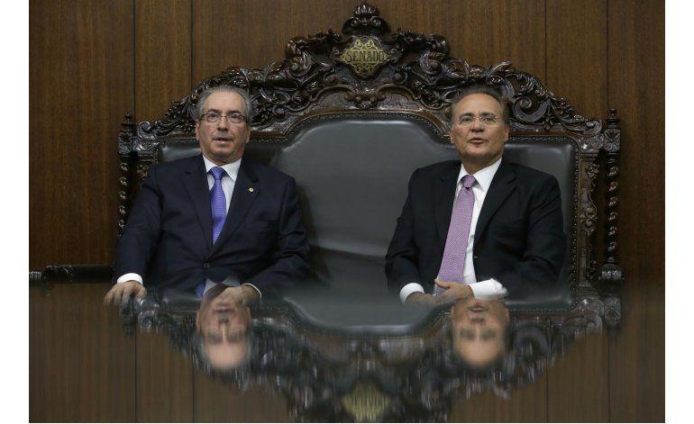 En duda el futuro de Rousseff tras votación