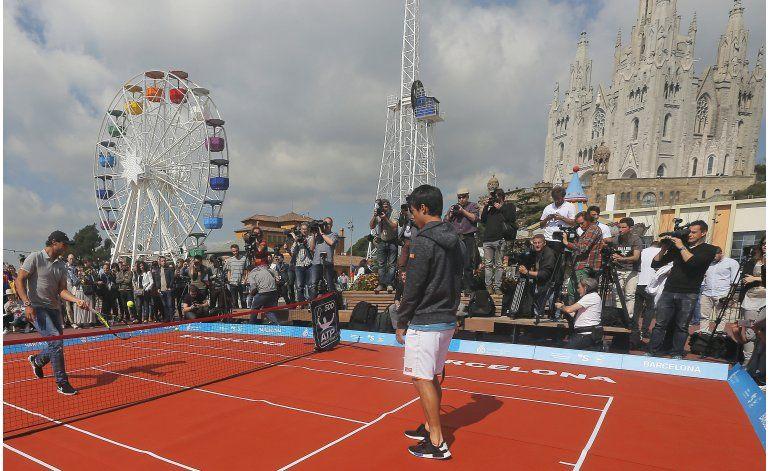 Estrella gana, Bagnis y Giraldo eliminados en Barcelona