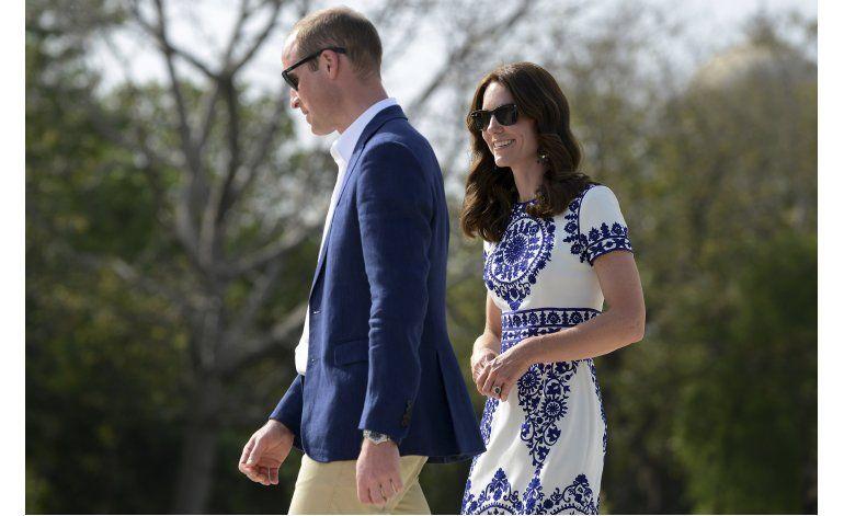 Duques de Cambridge ofrecerán cena para los Obama