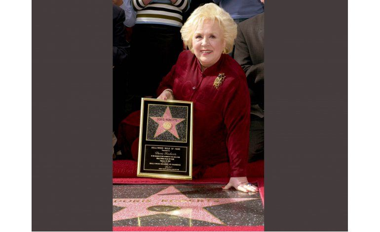 Muere Doris Roberts, de Everybody Loves Raymond