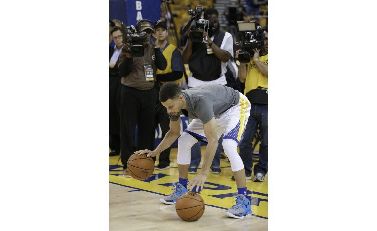 Curry descartado para el segundo de serie Warriors-Rockets