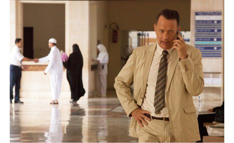 Hanks, embajador cinematográfico de EEUU, hace otro viaje
