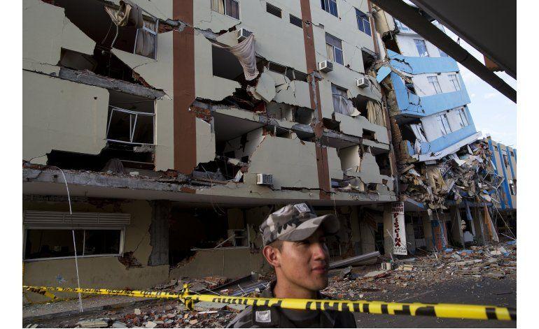 LO ULTIMO: Ya son 507 fallecidos por terremoto en Ecuador