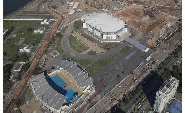 Federaciones deportivas, preocupadas por sedes de Río 2016