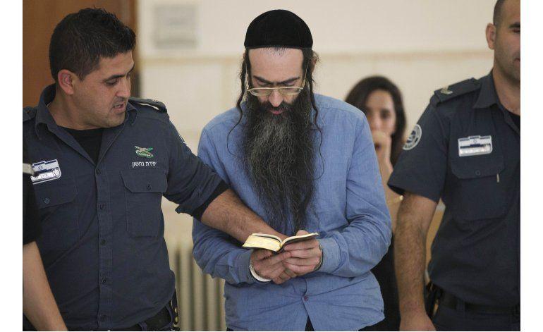 Atacante de desfile gay en Jerusalén culpable de asesinato