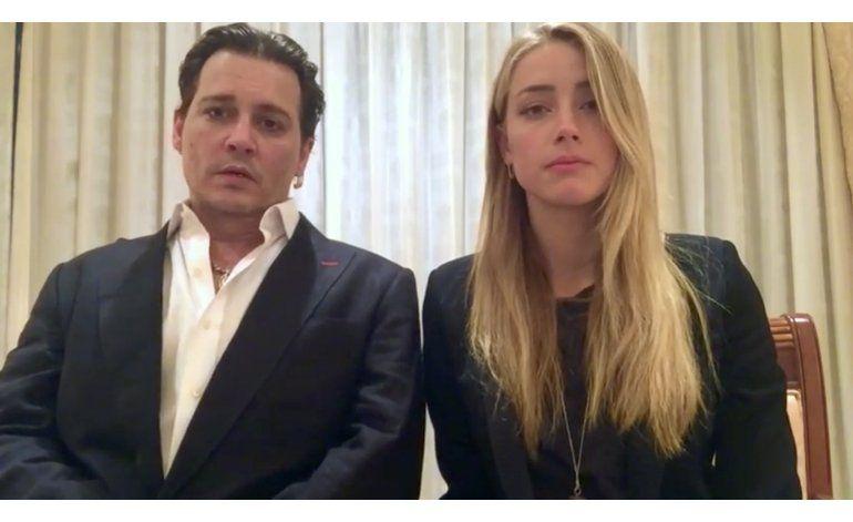 Ministro australiano se mofa de video de Depp y esposa
