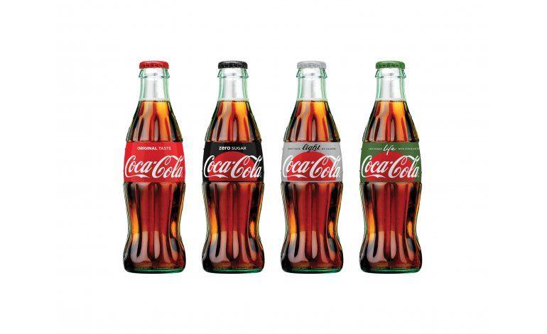 Coca-Cola rediseñará la apariencia de su emblemática bebida