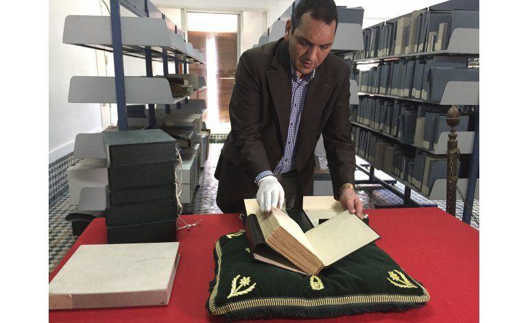 Renuevan biblioteca de hace 12 siglos en Marruecos