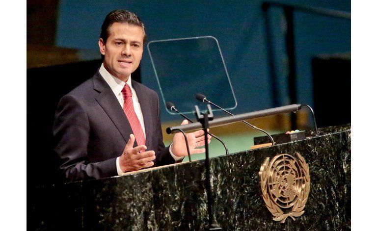 México sugiere legalizar marihuana con fines médicos