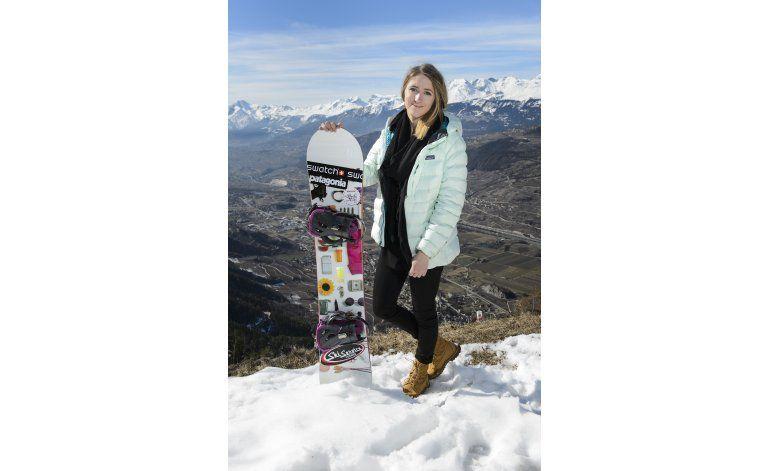 Fallece snowboarder en avalancha en Suiza