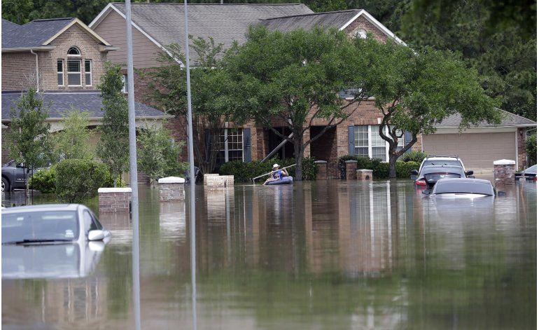 Houston se recupera de grave inundación