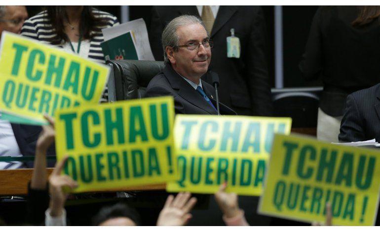 Los 3 posibles sucesores de Rousseff, acusados de corrupción