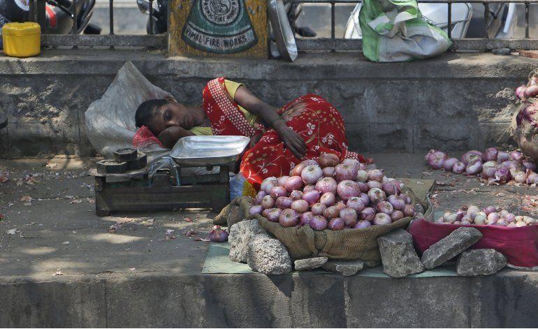 Más de 160 muertos por ola de calor en sur y este de India