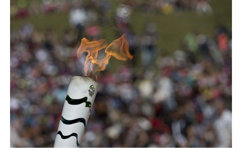 Pebetero de Río 2016 estará en el centro, no en estadio
