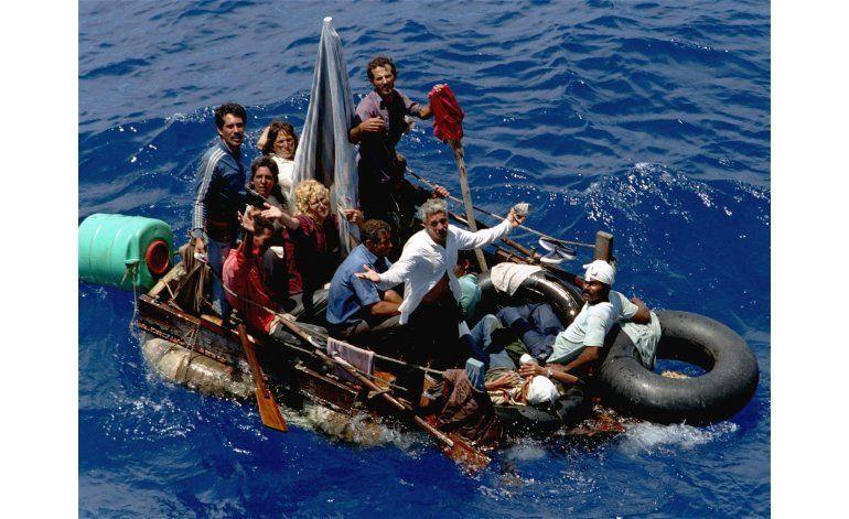 Fuga de cubanos continúa pese a nueva relación con EEUU