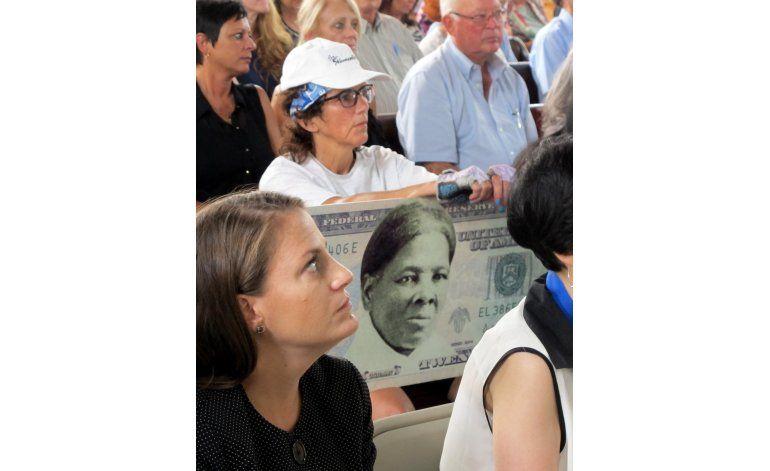 EEUU: Mujer abolicionista adornará billete de 20 dólares