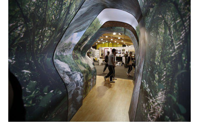 Svetlana Alexievich inaugura la Feria del Libro de Bogotá