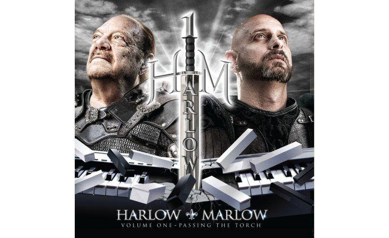 Larry Harlow y Marlow Rosado unidos por la salsa dura