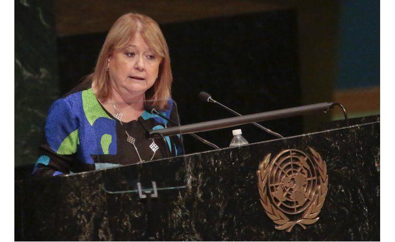 Canciller argentina: nominación a ONU depende de Macri