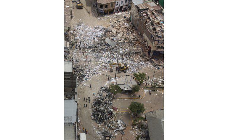 LO ULTIMO: Equipo ecuatoriano donará taquilla por sismo