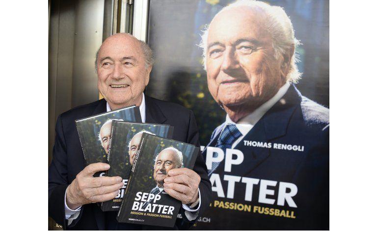 Blatter participó en intento destituir presidente africano