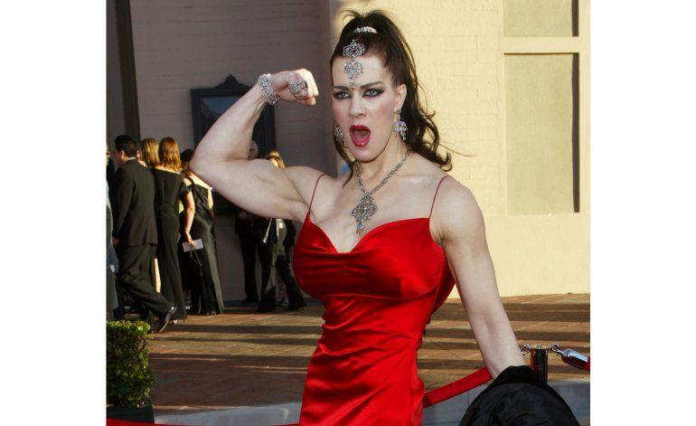 Fallece Chyna, ex estrella de la lucha libre