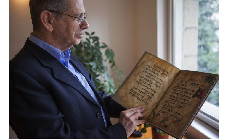 Familia judía reclama propiedad de manuscrito antiguo